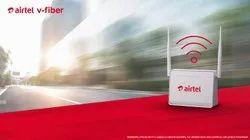New Airtel Internet Broadband, in Indore, Upto 1 GBPS