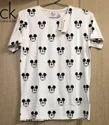 Hearts Rayon T-Shirt