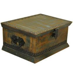 Designer Wood Jewelry Box