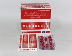 Myo-Inositol L-Methyl Folate N-Acetyl Cysteine Capsule