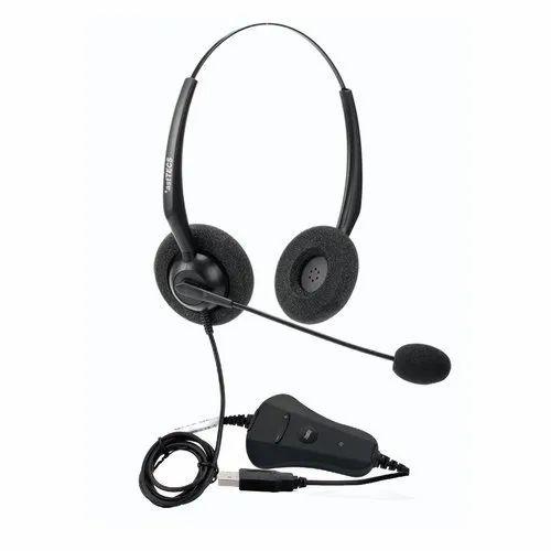 ffedbb1c1b8 Black Asttecs Call Center Head Set, Rs 1600 /unit, Asttecs ...