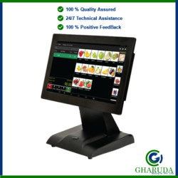 Gharuda Infotech Private Limited NUNIX Android Touch POS, Screen Size: 169