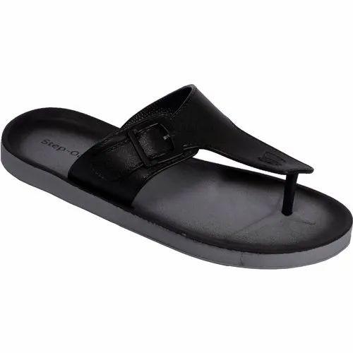 Daily wear Plain Vonzo Men PVC Slipper