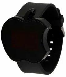 Black Harry Mens Wrist LED Watch for Mens