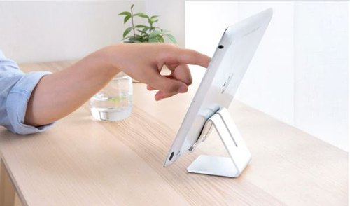 360 Rotating Desktop Stand Lazy Bed Tablet Holder Mount for iPad 2 3 4 5 LOT TN