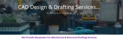 Mechanical & Electrical  Drafting Services