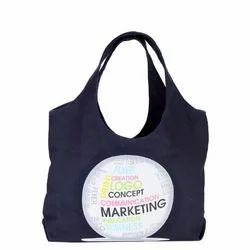 Printed Stylish Jute Tote Bags