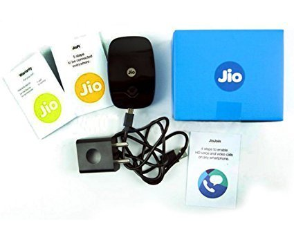 Jio Fi : Reliance Jio 4g Wifi Usb Portable Router M2s