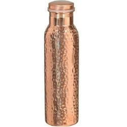 Hammer Copper Bottle