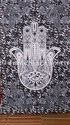 Twin Indian Skull Tapestry
