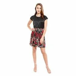 Women Printed KIRPA COLLECTION Party Wear Western Dress