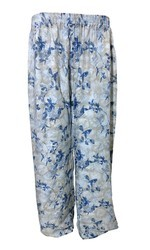 Casual Party Wear Printed Trousers For Women