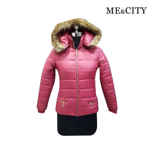 detailing 50% off hot products Ladies Quilted Winter Jacket