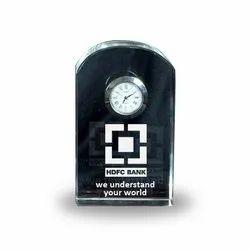 3D-Clock-B 3D Crystals