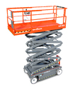 SJIII 4632 Hydraulic Scissor Lifts