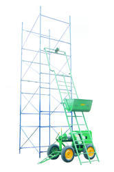 Concrete Material Lifting System