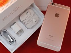 Gold Apple IPhone 6s Plus