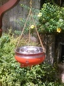 Steel Powder Coat Shirodhara Vessel