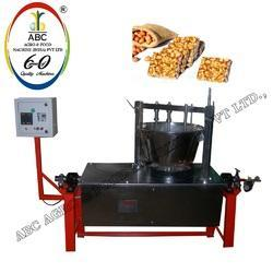 Kadala Chikki Making Machine