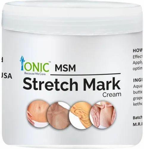 Stretch Marks Cream