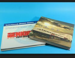 Paper Hardcover Book Printing Service