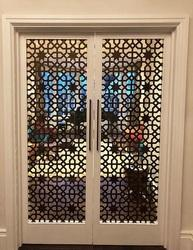 Door Infill Laser Cut Screens and Panels
