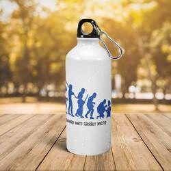 Logo Promotional Customize Aluminum Sports Bottle