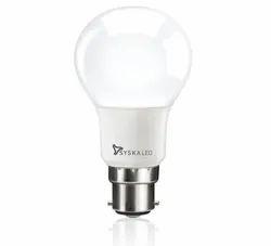 Cool daylight Aluminium + Thermoplastic 120 Lumen Syska Lumistar Bulb