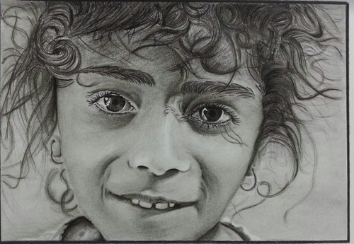 Pencil Sketch Artist In Surat