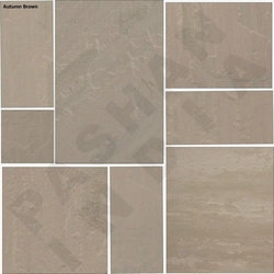 Autumn Brown Sandstone, 15 To 25 Or 25 - 35 Mm