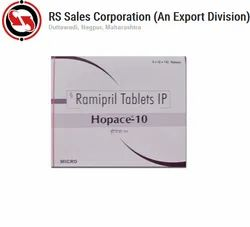 Reducing High Blood Pressure Hopace 10 Tablet, Age Group: 18 Plus