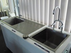 Stainless Steel Laboratory Sink