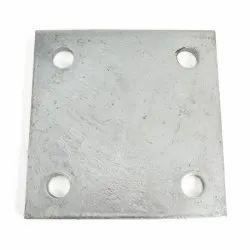Pressed Steel Floor Flange Plate