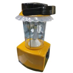 Plastic And Glass Cool White LED Lamp, Voltage: 180 V