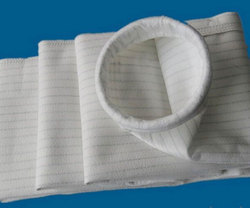 Polyester Non- Woven With Antistatic Filter Bags