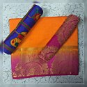 Heavy Cotton Silk Saree