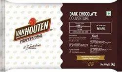 Van Houten Dark Couverture 55%