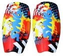 Syn6 Multi Color Vogue Shin Guards, Size : S/m/l