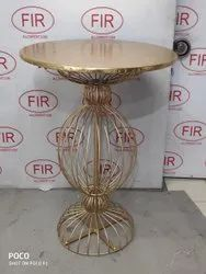 Metal Fancy High Cocktail Bar table