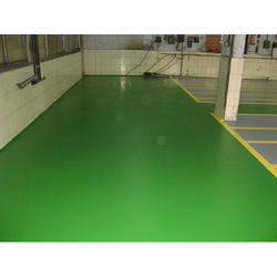 Chemical Resistant Epoxy Coating Services