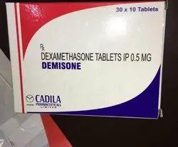 Cadila Demisone(Dexamethasone Tablets IP 0.5 MG, Good, Non prescription