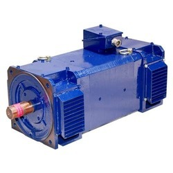 Electric 2000-6000 RPM Laminated Yoke DC Motor
