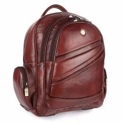 Hammonds Flycatcher Genuine Leather Backpack