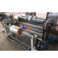 BOPP Film Slitting Rewinder Machine
