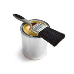 Gold Seal High Gloss Solvent Based Enamel Paint, Packaging Type: Tin