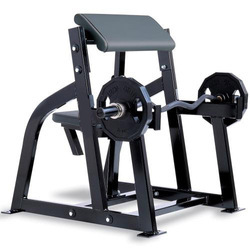 Hammer Strength Seated Arm Curl