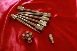 Titanium Locking Screw With Nuts
