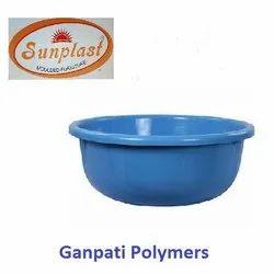 Blue Plastic Ghamela