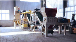 Waste Plugs Crushing And Sorting Machine