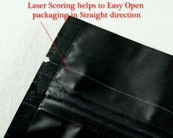 Laser Scored Bags